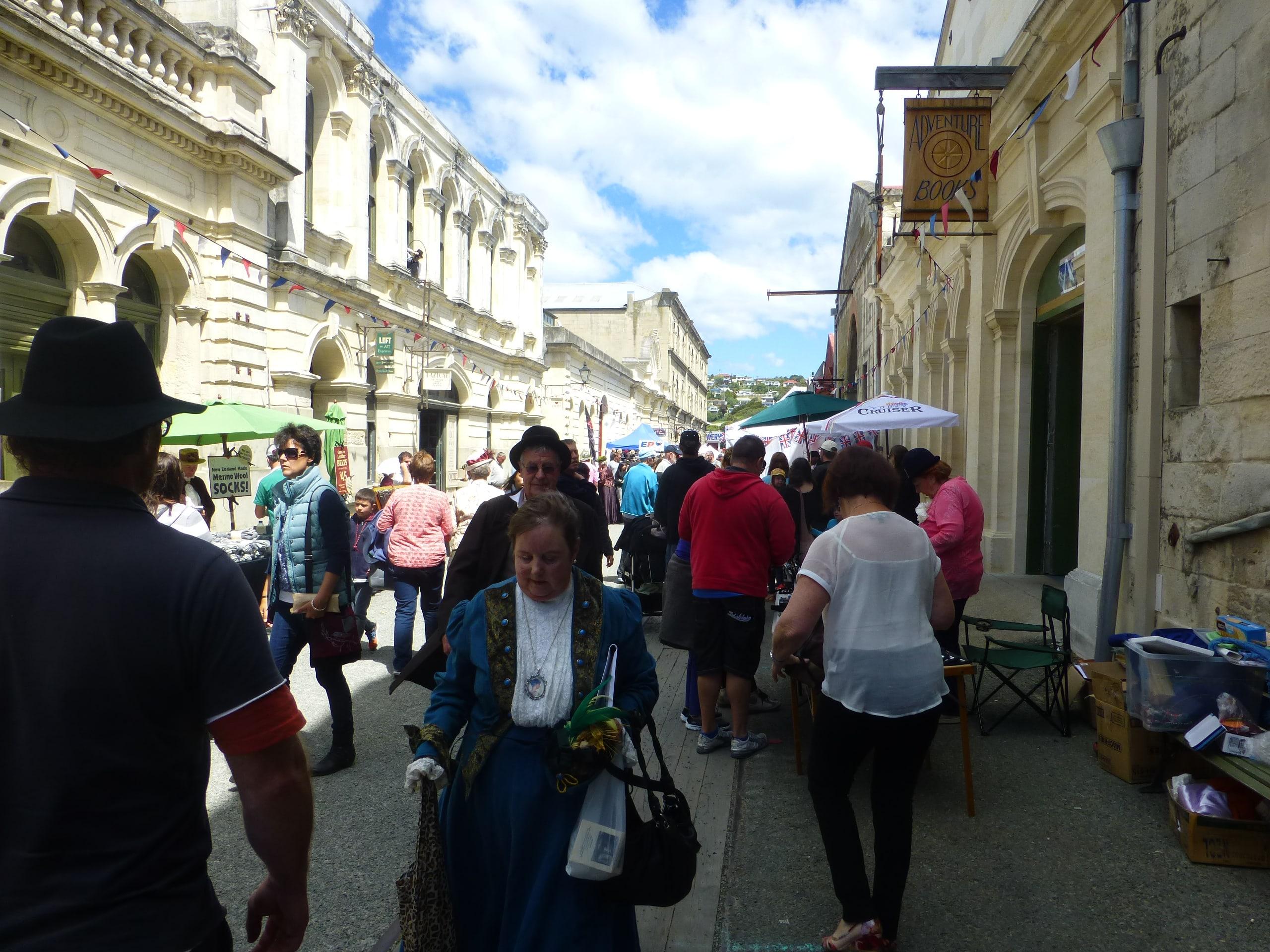 Viktorian Festival in Oamaru 10