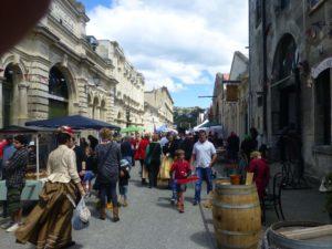 auf dem Viktorian Festival in Oamaru 11