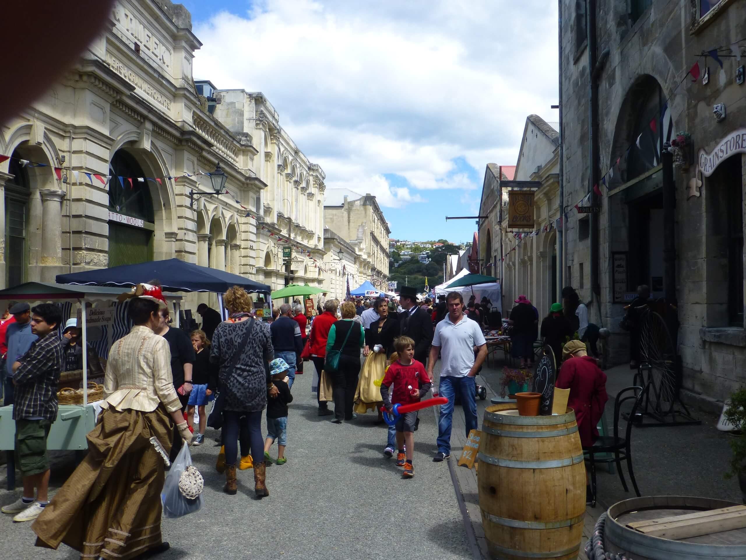 Viktorian Festival in Oamaru 11