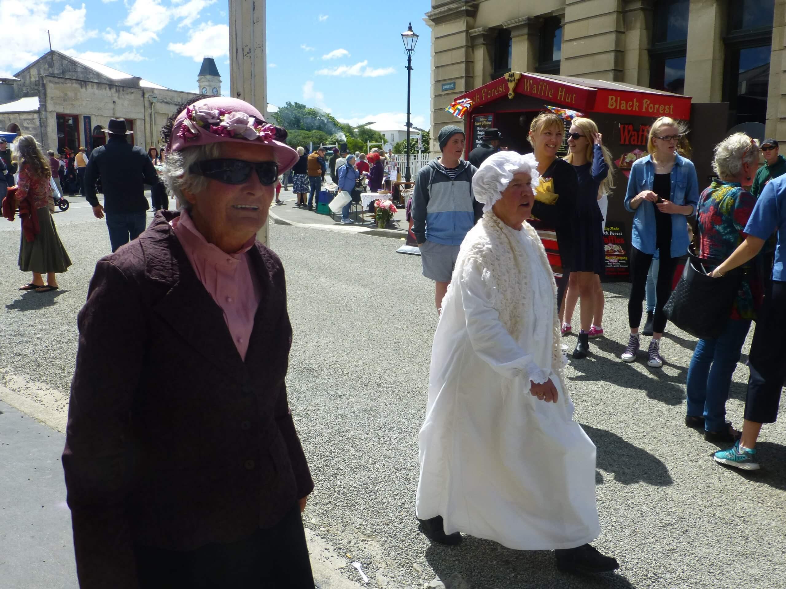 Viktorian Festival in Oamaru 16