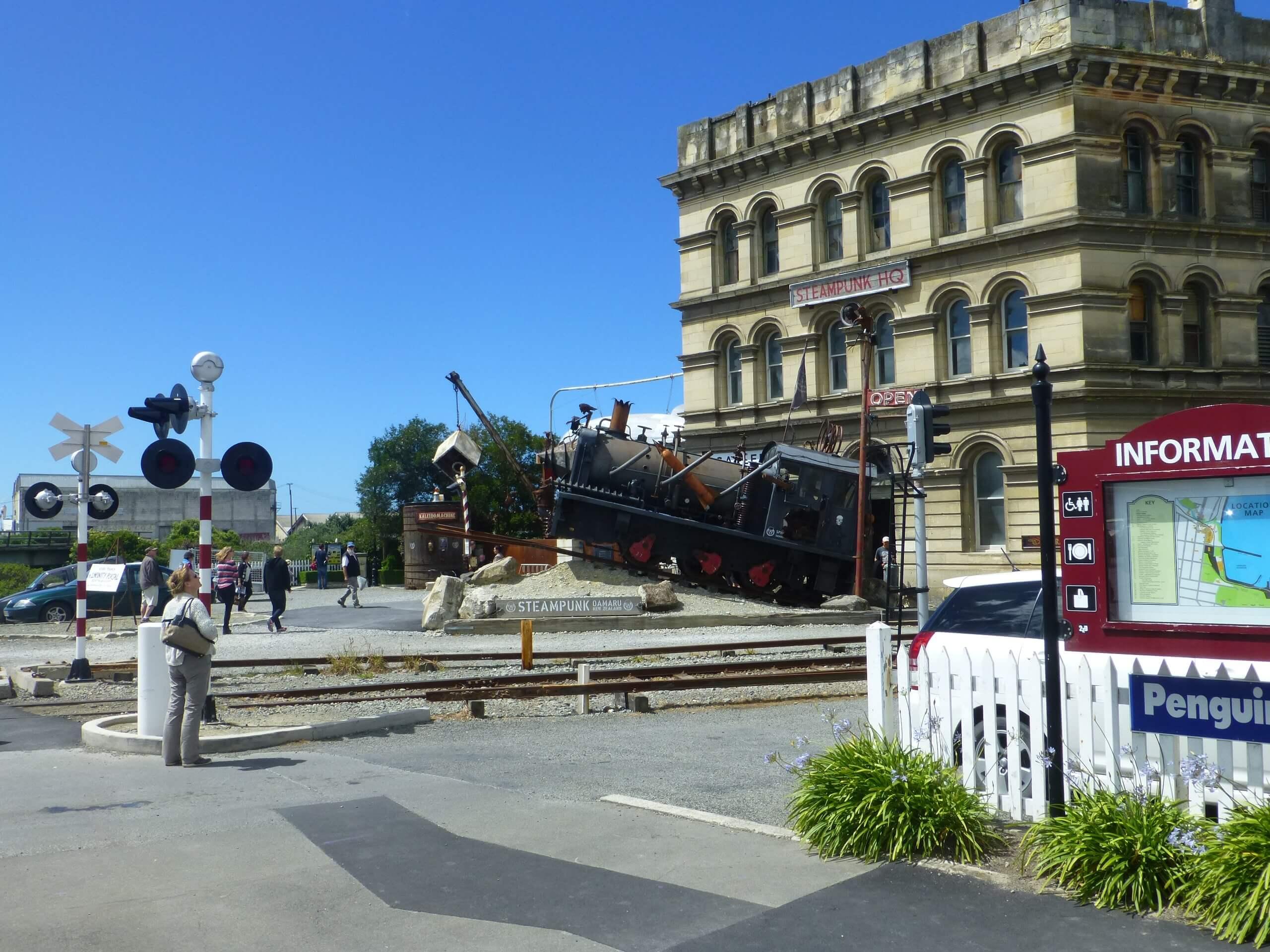 Viktorian Festival in Oamaru 21