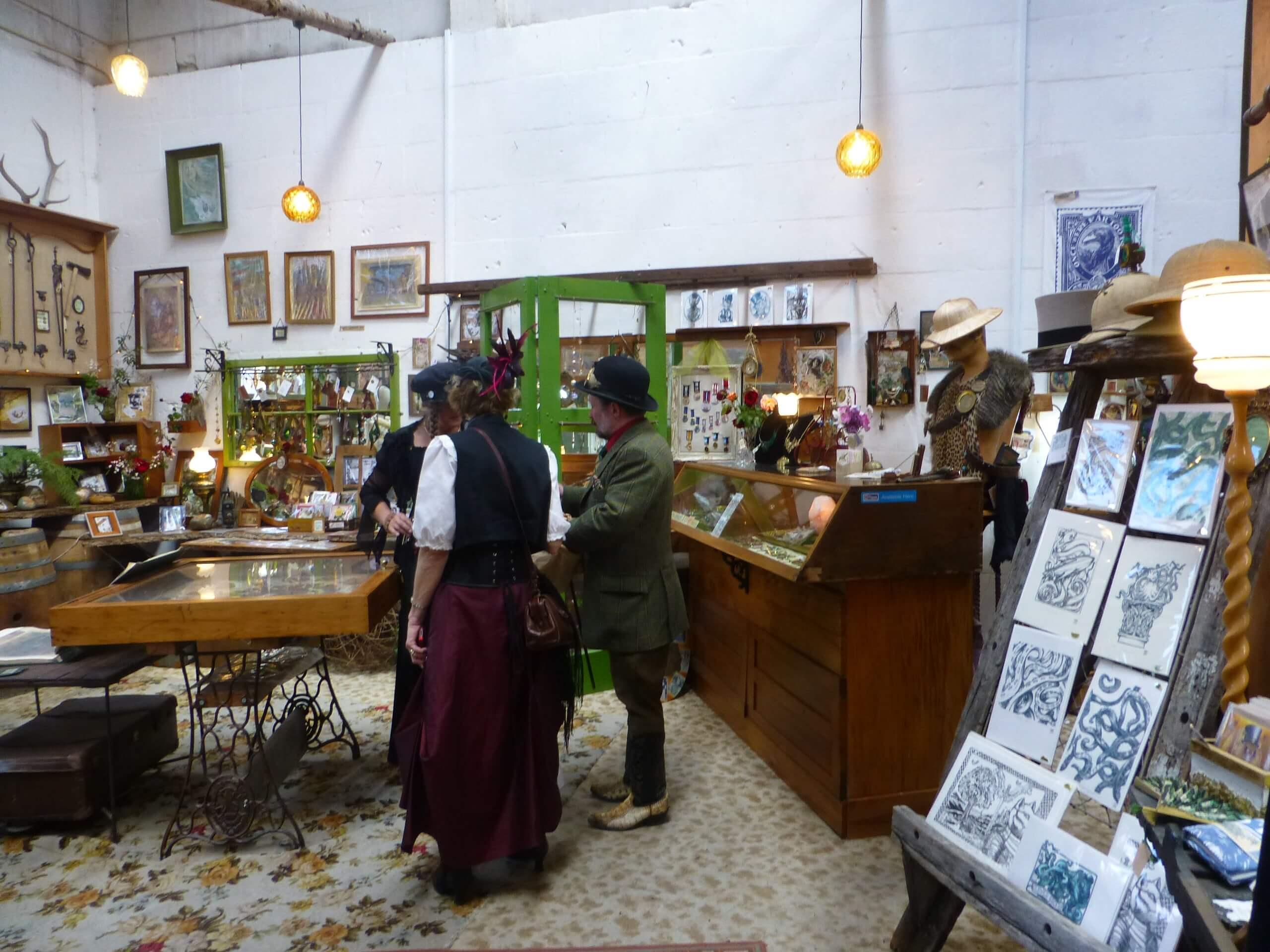 Viktorian Festival in Oamaru 6