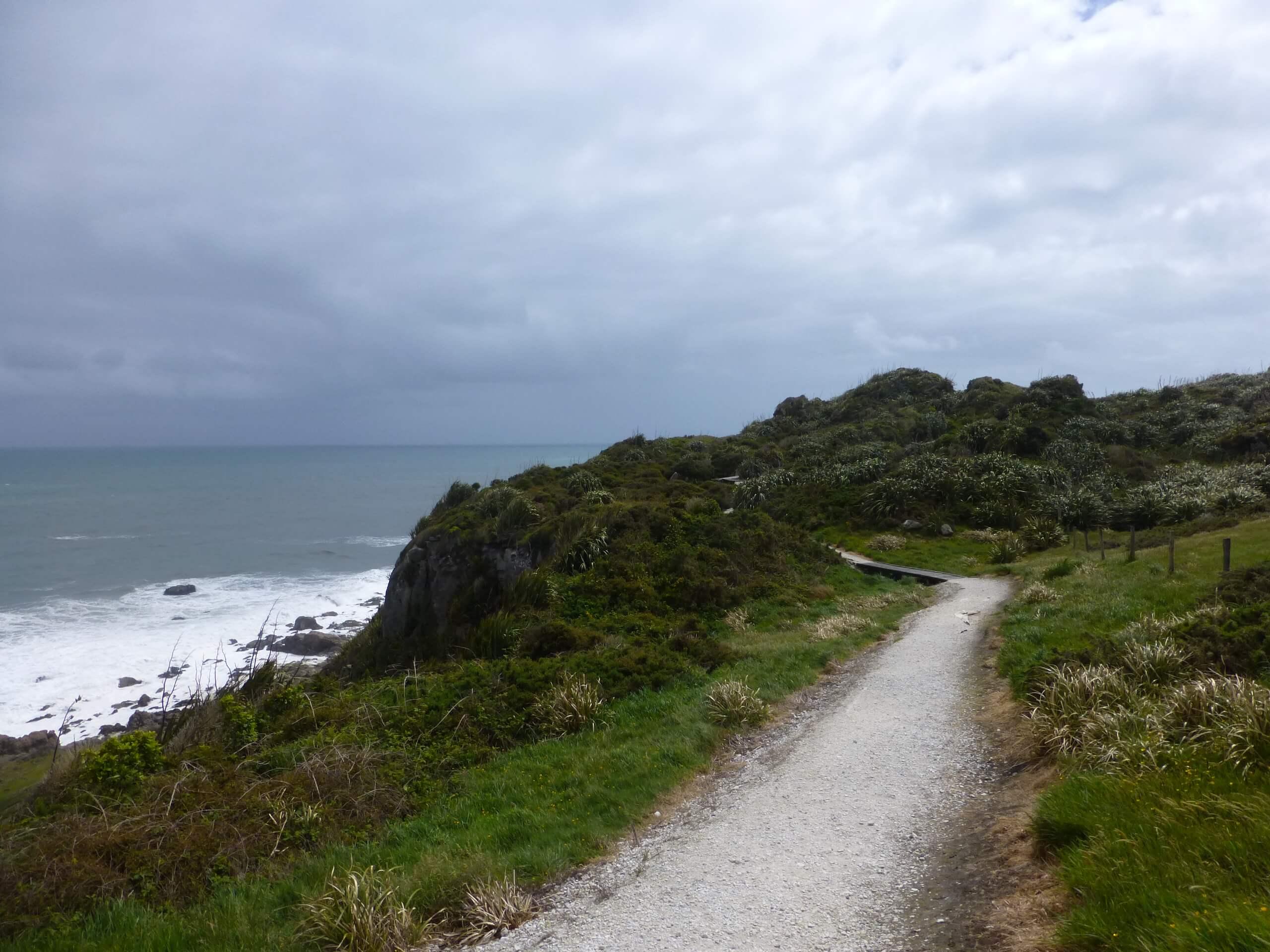 Cape Foulwind, NZ, Westküste 10