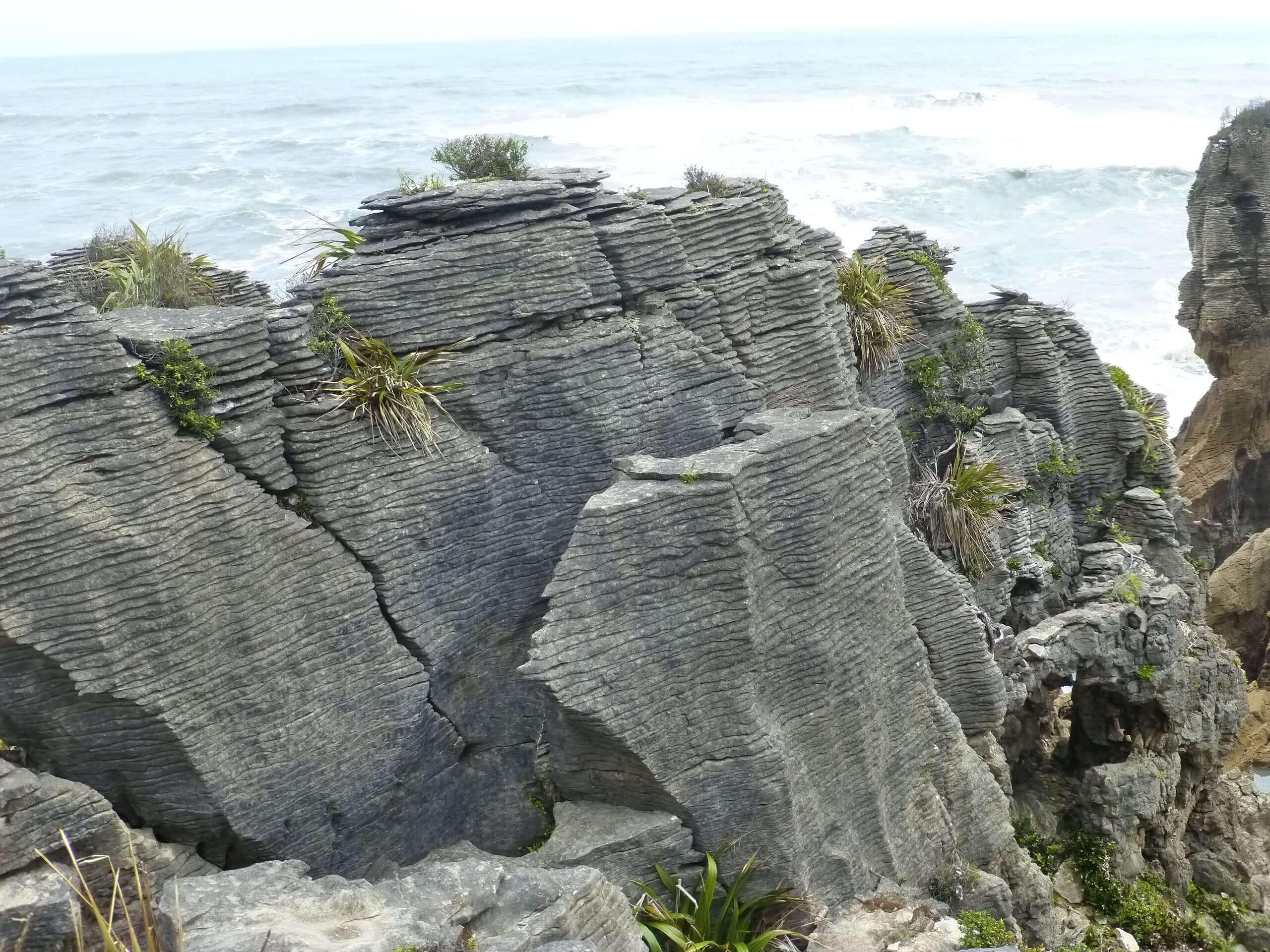 Pancake Rocks Walk Way 3