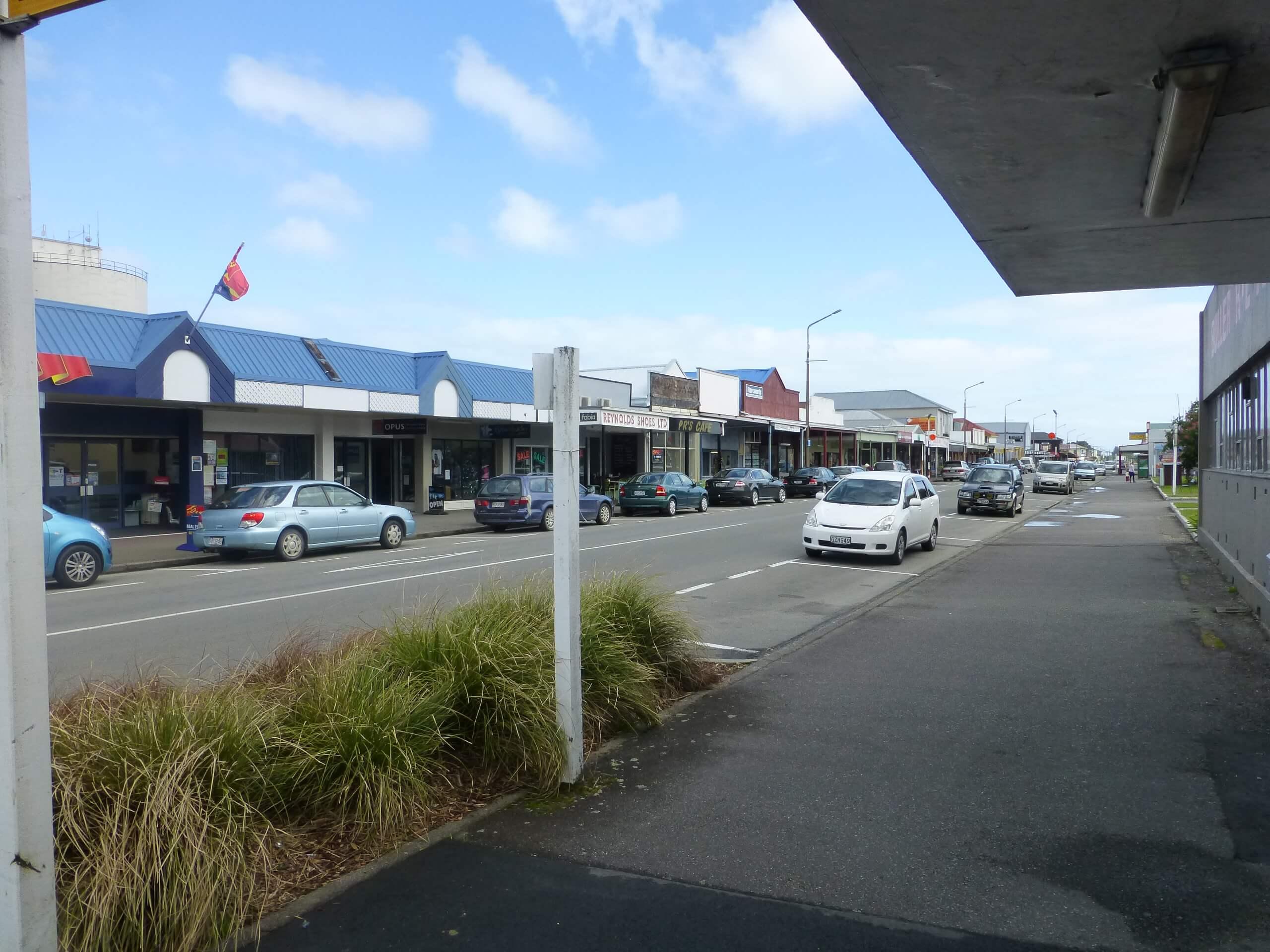 Westport, NZ, Westküste 1