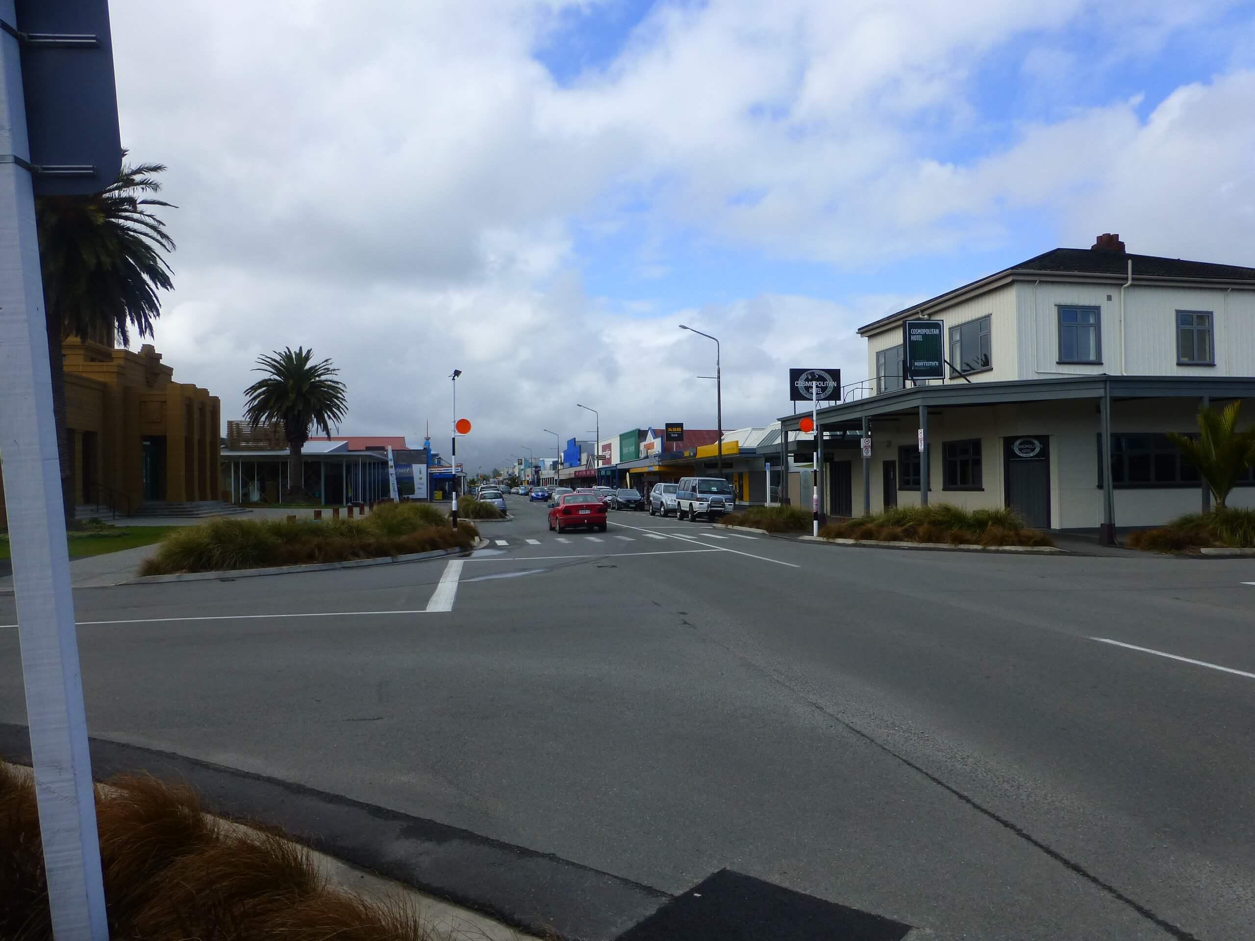 Westport, NZ, Westküste 3
