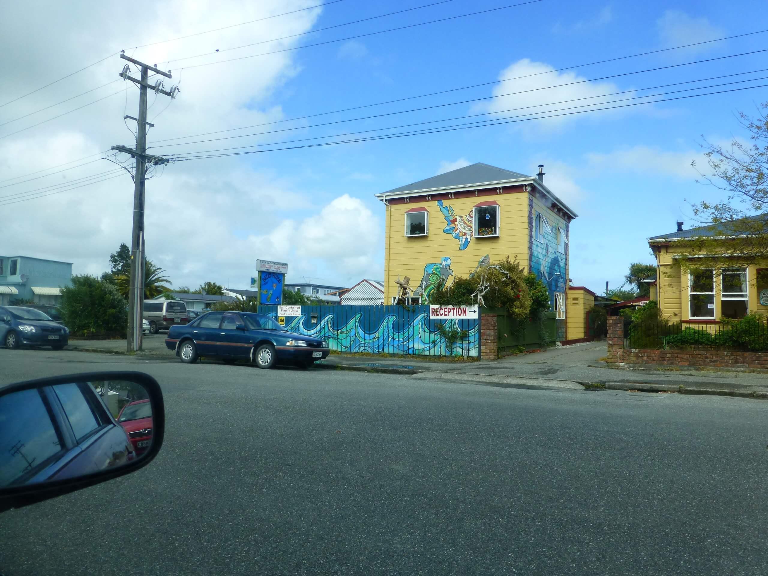 Westport, NZ, Westküste 4