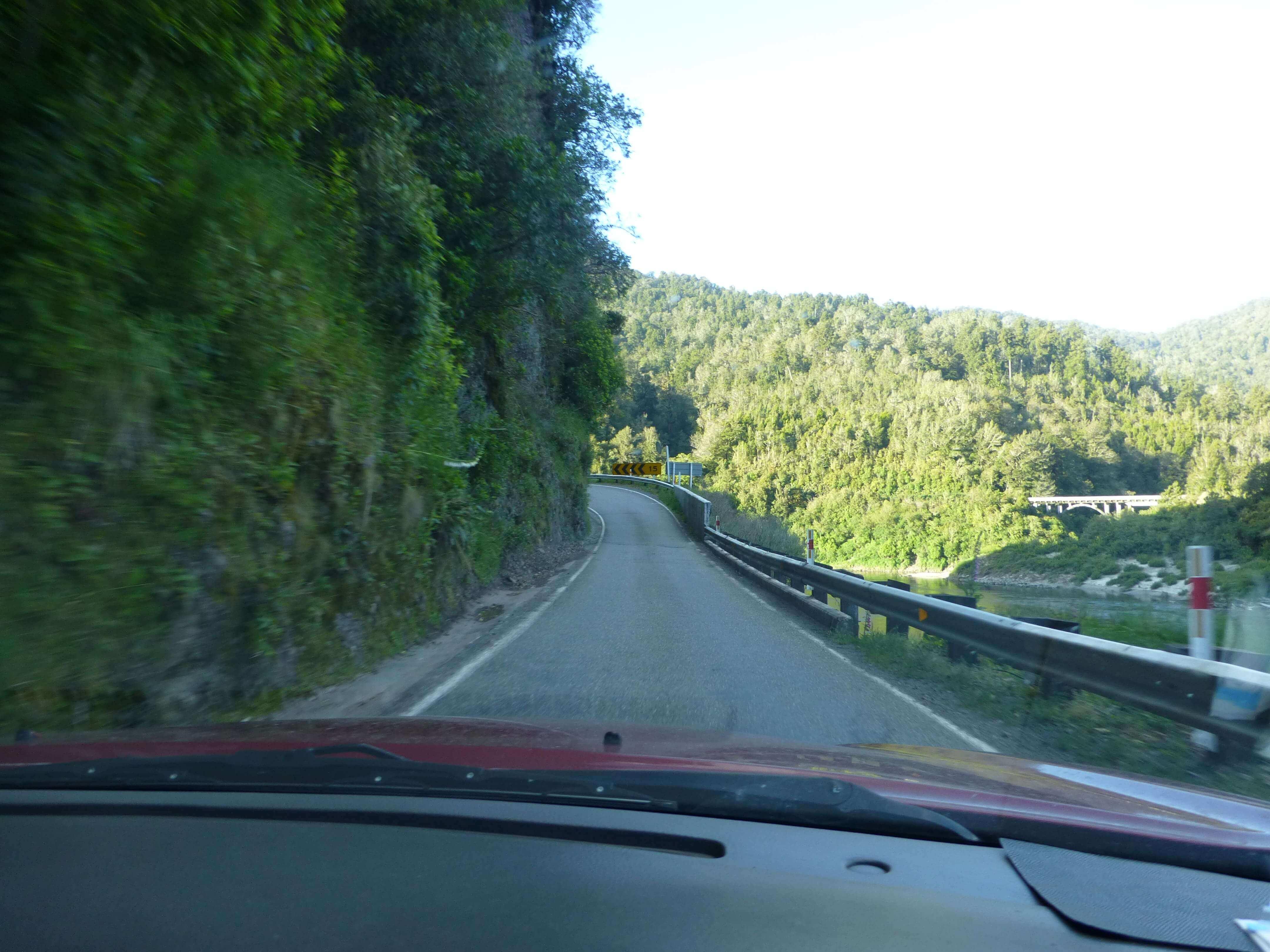 am Kilkenny Lookout, S6, Buller River, NZ 3