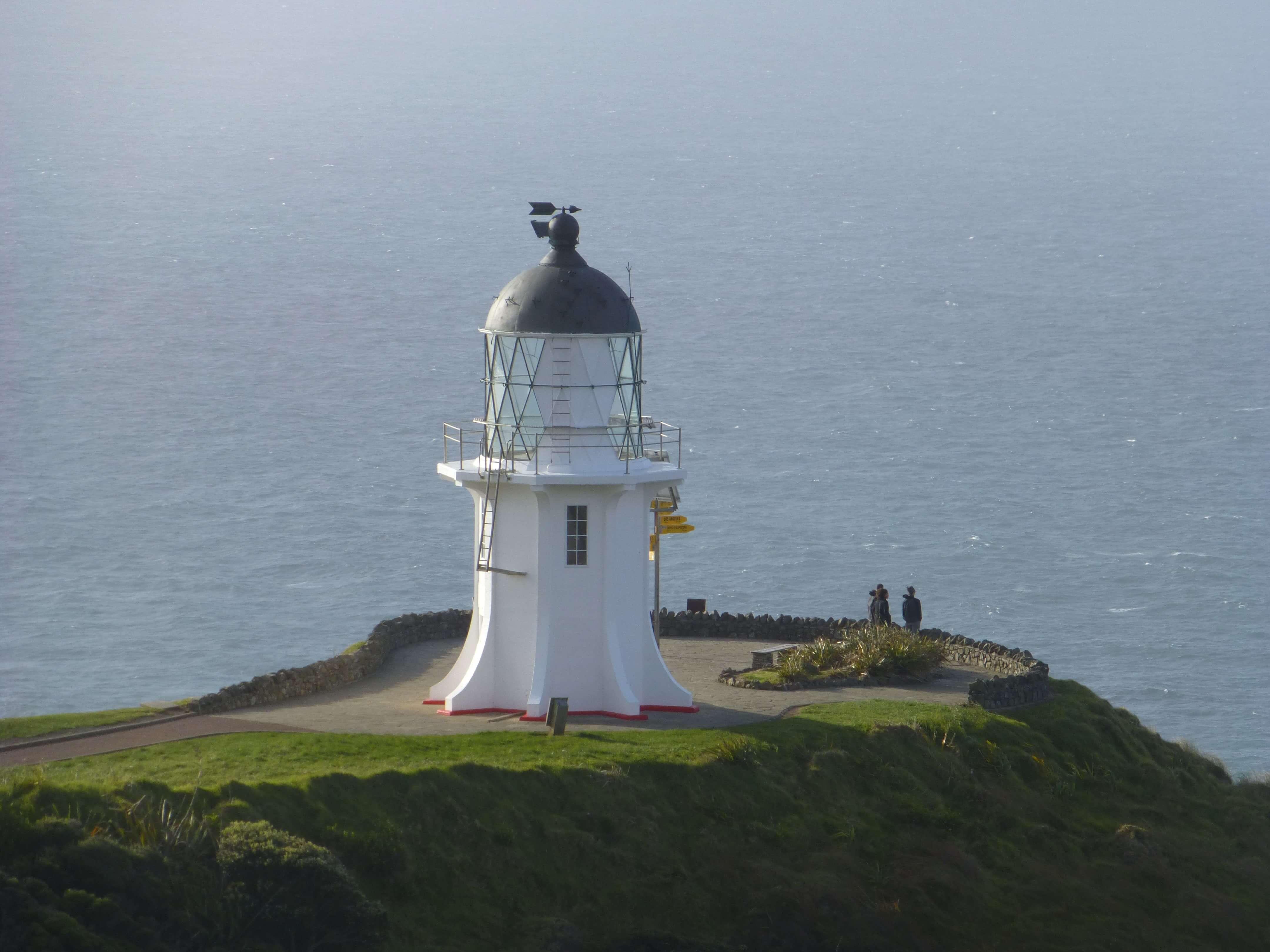 Leuchtturm am Cape Reinga 1