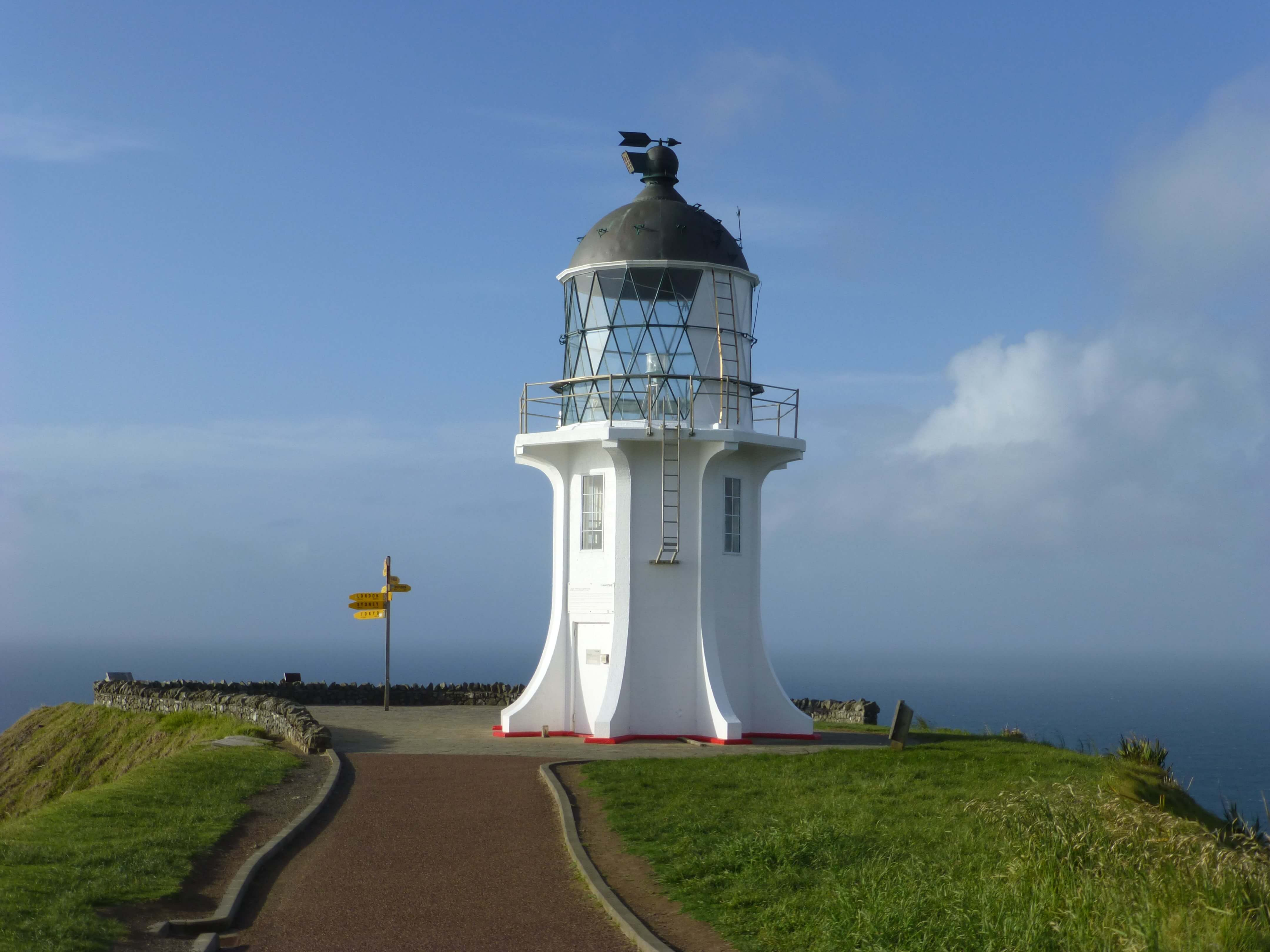 Leuchtturm am Cape Reinga 12