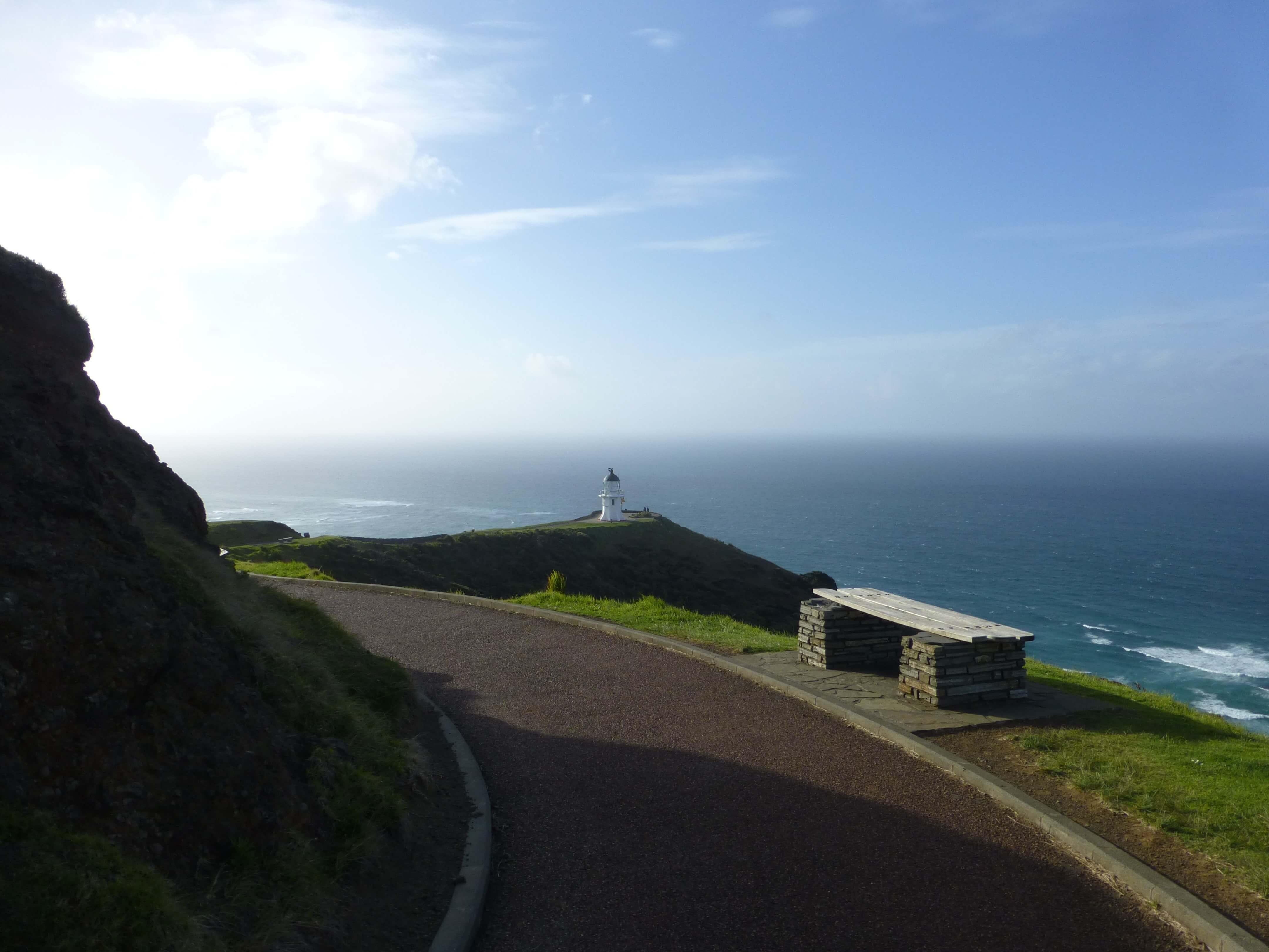 Leuchtturm am Cape Reinga 7