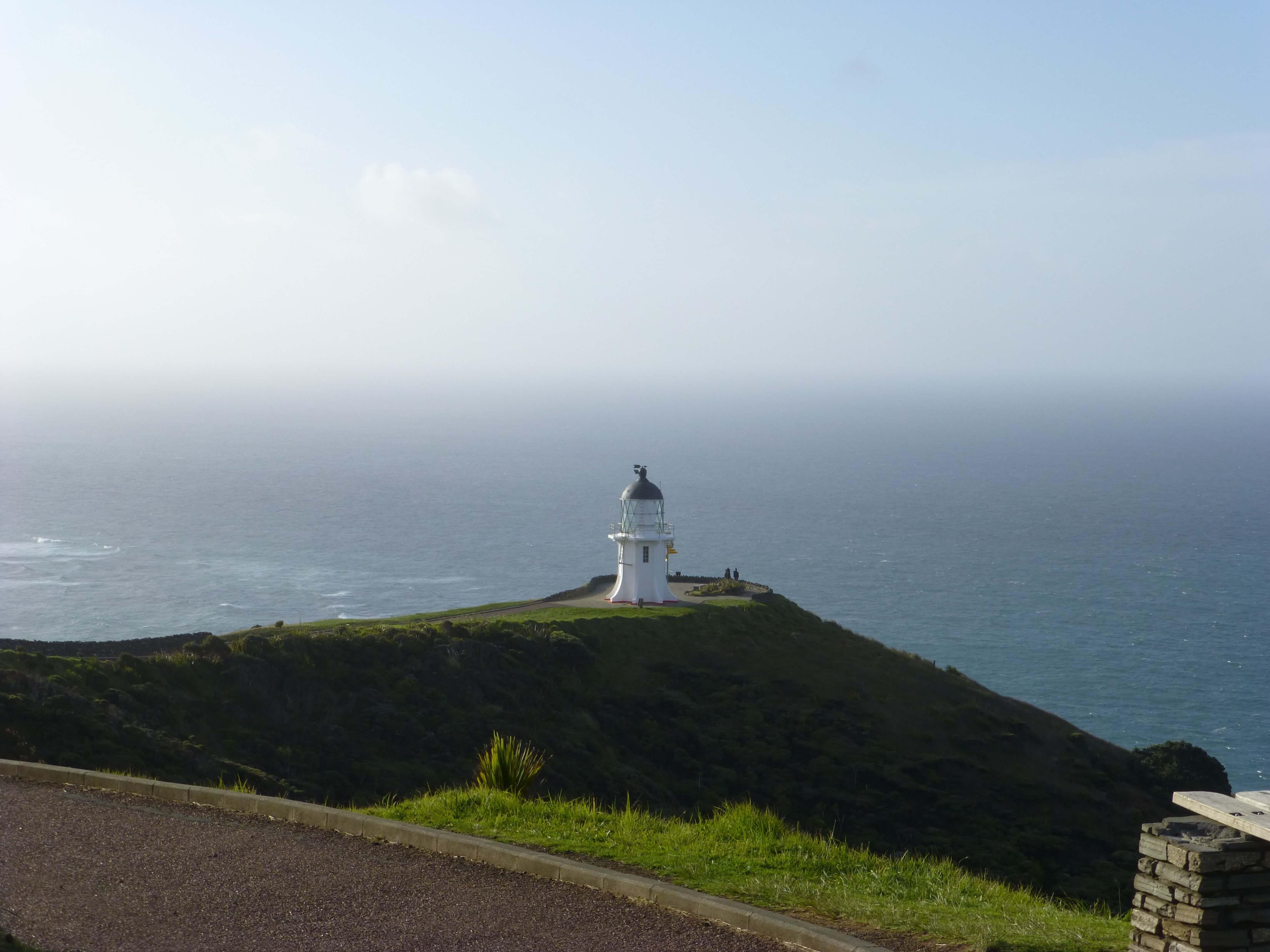 Leuchtturm am Cape Reinga 8