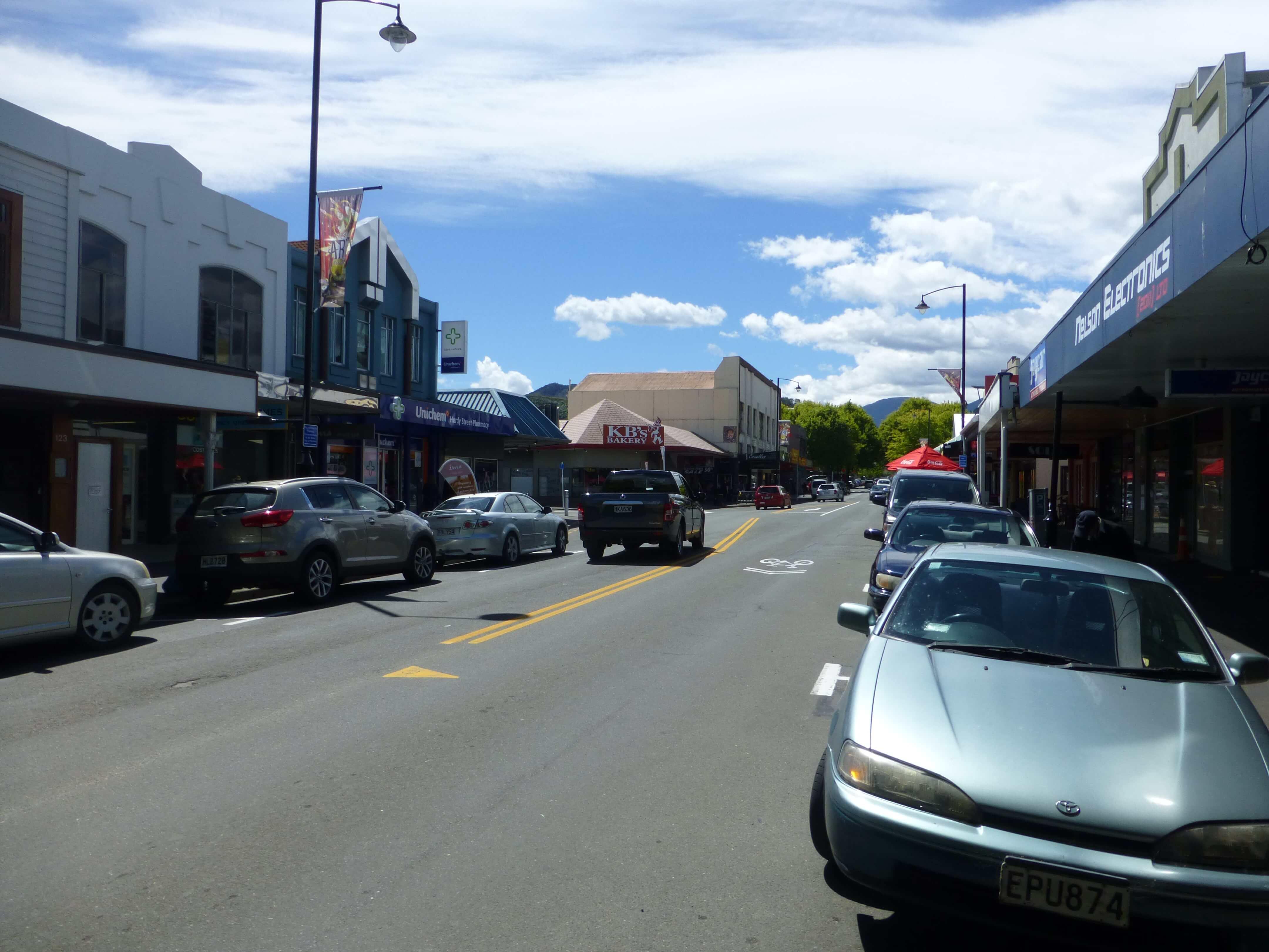 Weit weg reisen, Nelson Neuseeland 10