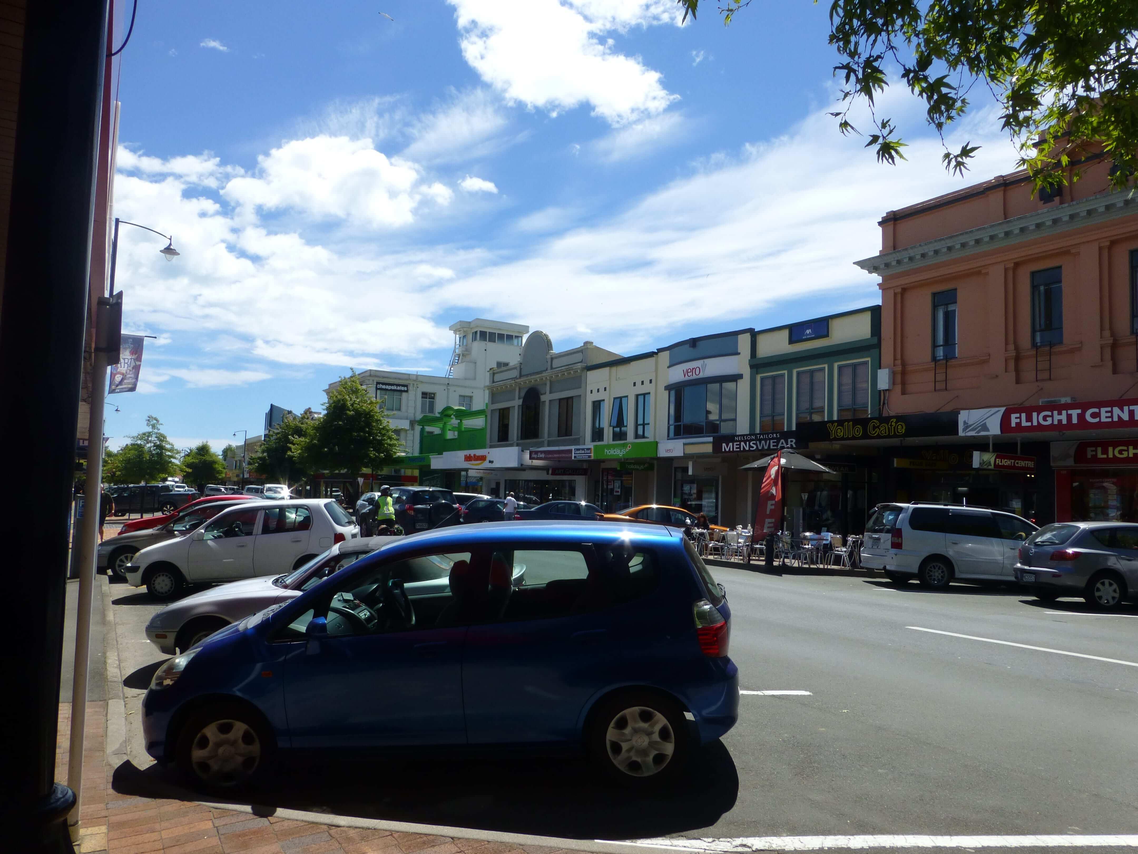 Weit weg reisen, Nelson Neuseeland 14