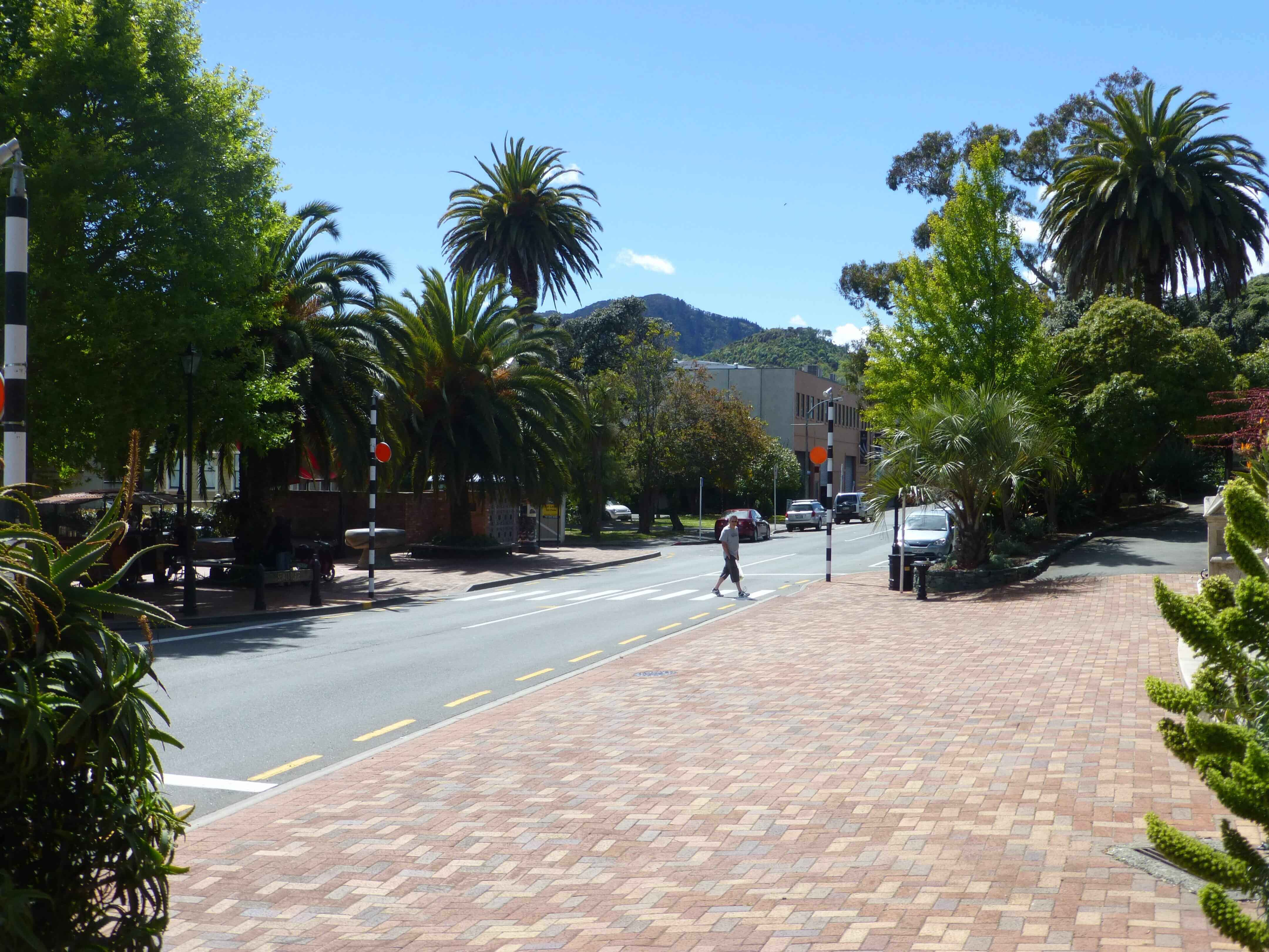 Weit weg reisen, Nelson Neuseeland 7