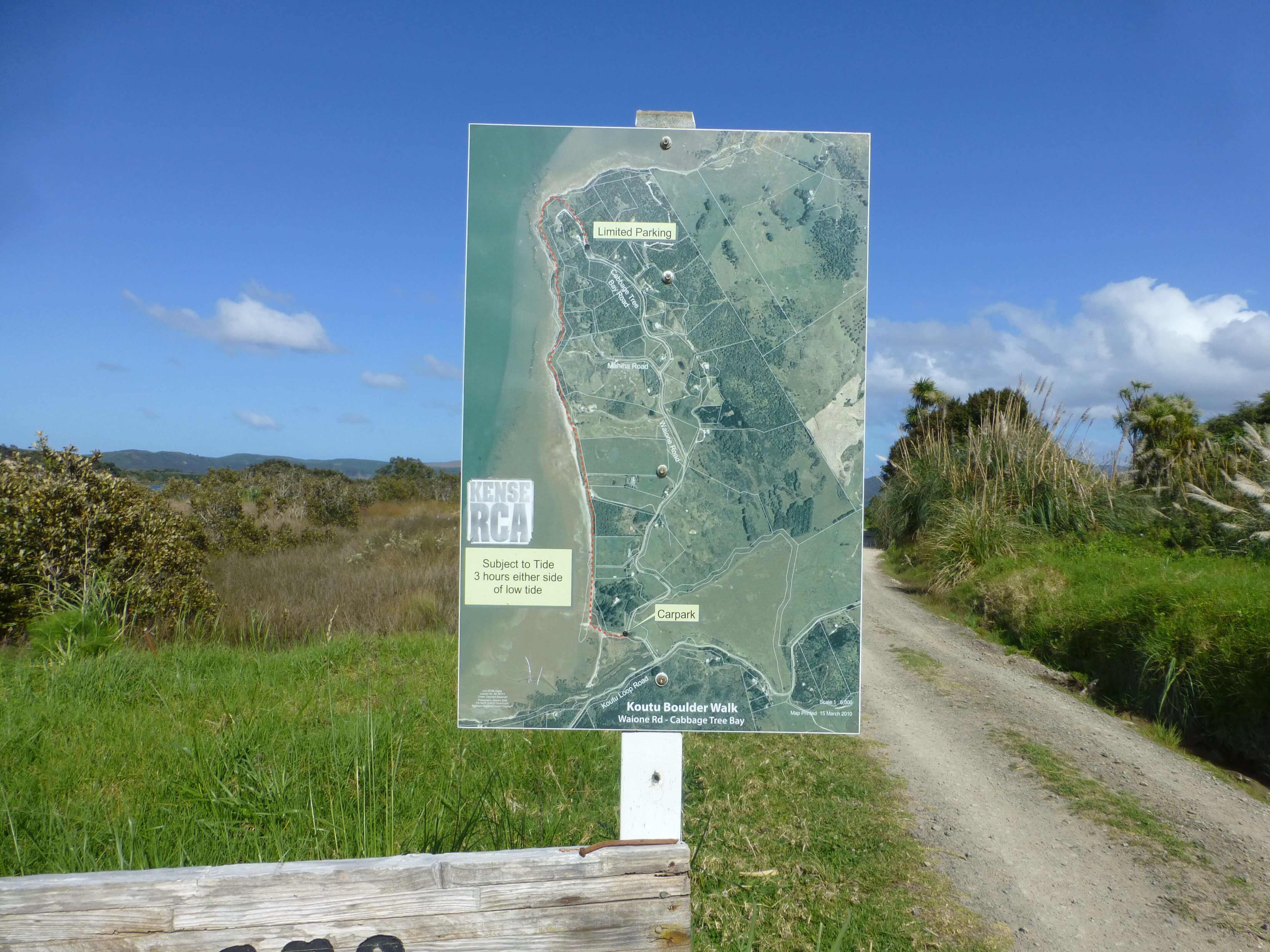 weit weg reisen, Koutu Boulders 6