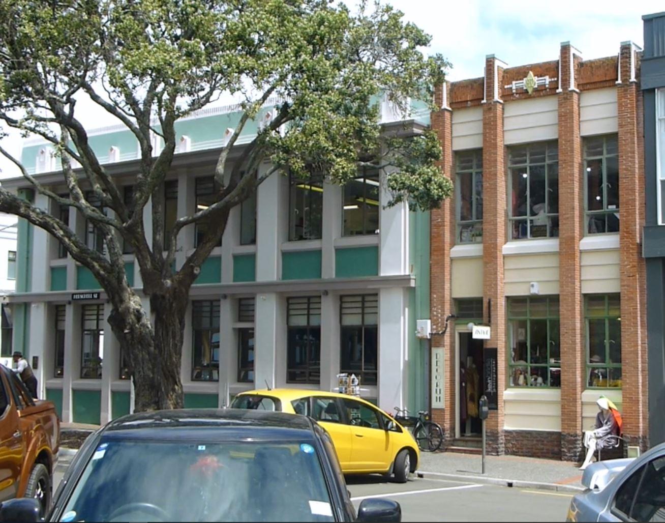 Weit weg Reisen, Napier, Art Deco City 10
