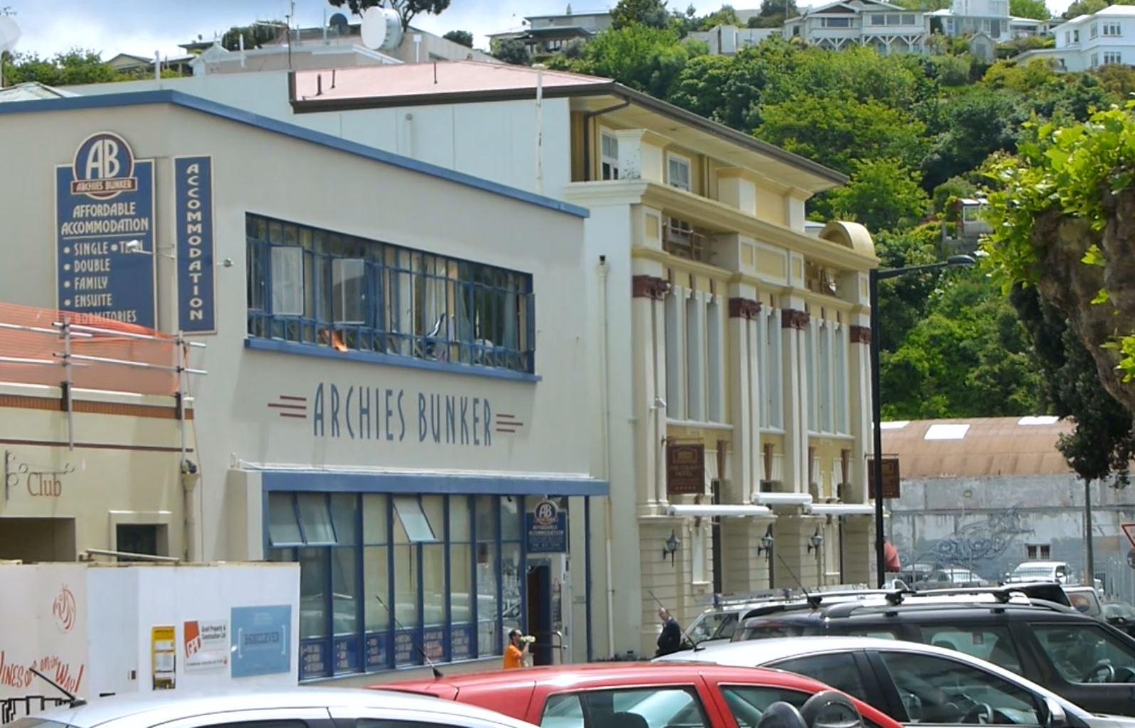 Weit weg Reisen, Napier, Art Deco City 4