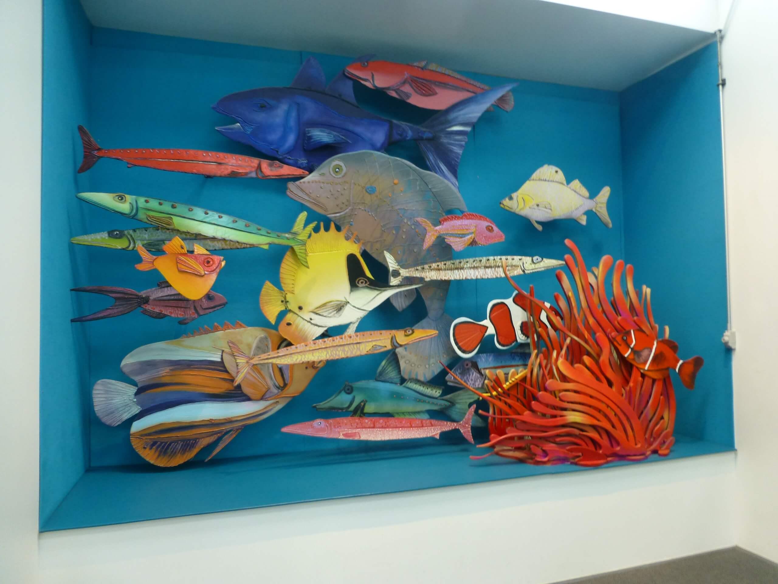 Weit weg Reisen, National Aquarium, Napier 5