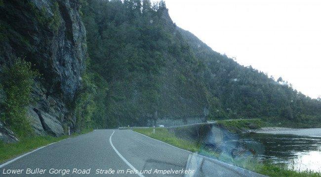 Lower Buller Gorge Road