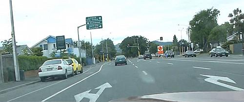 Straßenverkehr in Christchurch9