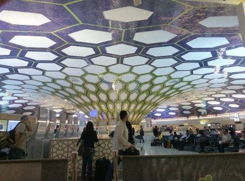Flughafen-Abu-Dhabi