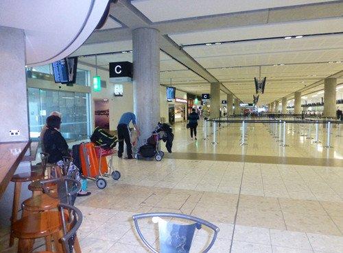 Flughafen-Christchurch