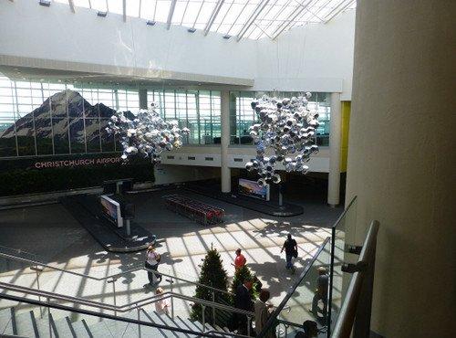 Flughafen Christchurch 4