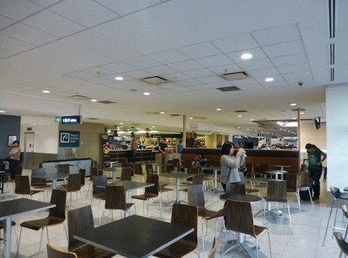 Flughafen Sydney, Transitbereich