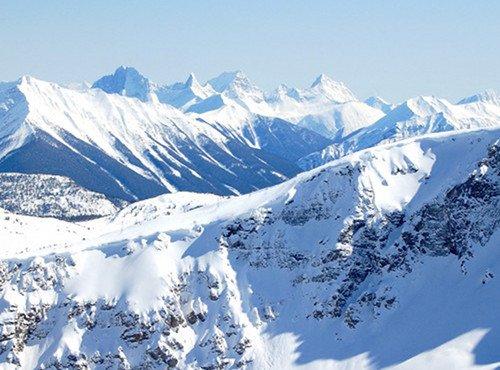 Gebirge, Eindrücke
