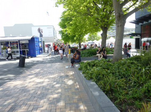 Christchurch City, Re: Start Mall