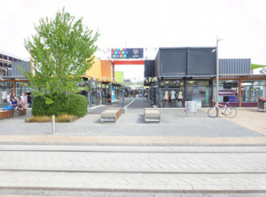 Christchurch Re Start Mall 2