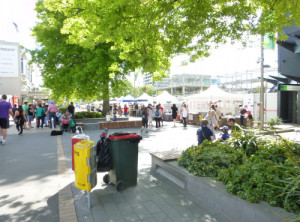 Christchurch Re Start Mall