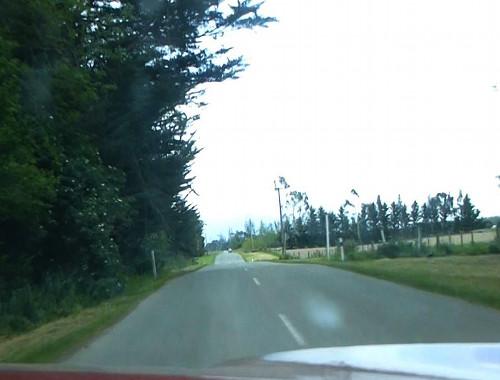 Richtung Orari Gorge 3