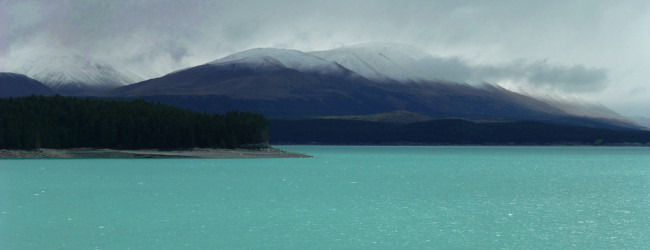 Lake Pukaki, November 2014