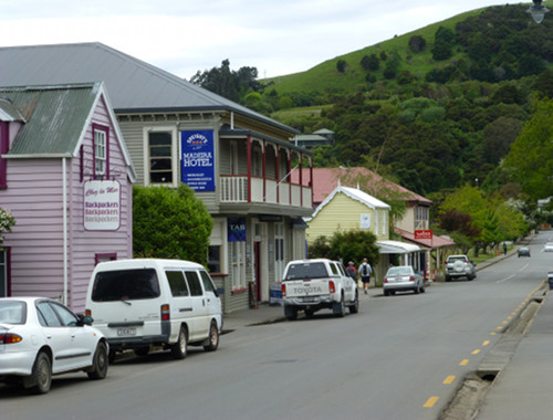 Akaroa Backpacker