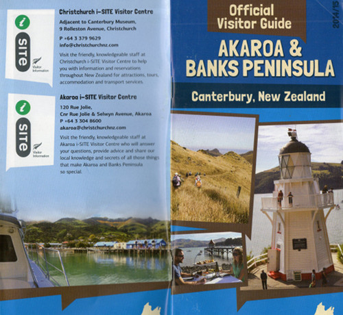 Akaroa I Site visitor Guide