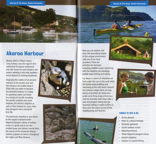 Akaroa Harbour, Info