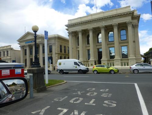 Oamaru NZ, Thamesstreet