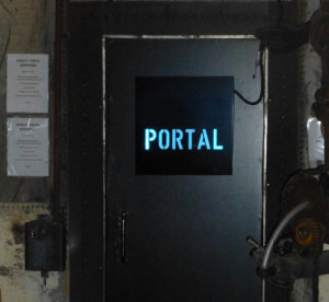 Portal ins Universum Steampunk HQ Oamaru