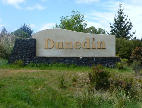 Ankunft Dunedin 1