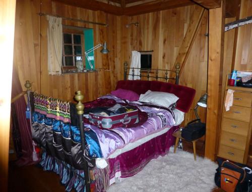 Aramoana Castle mein Zimmer 3