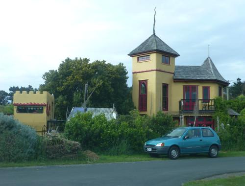 Aramoana Castle
