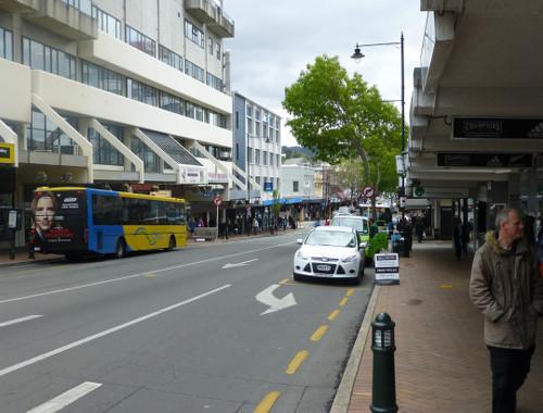 Dunedin, Georgestreet