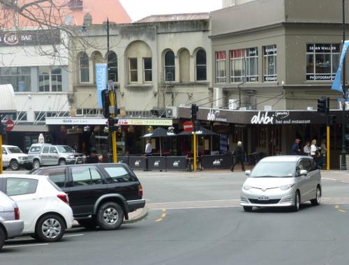 Neuseeland, Dunedin, Octagon 6