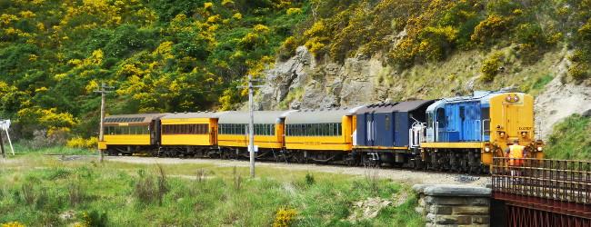 Der Taieri Gorge Railway