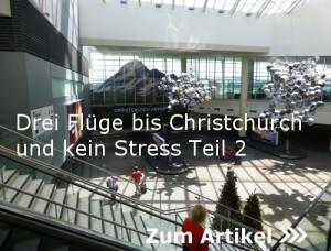 Flughafen Christchurch