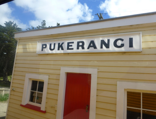 Dunedin, Taeri Gorge, Pukerangi 2