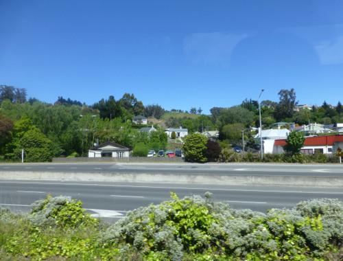 Dunedin, Taeri Gorge, an der Strecke 7