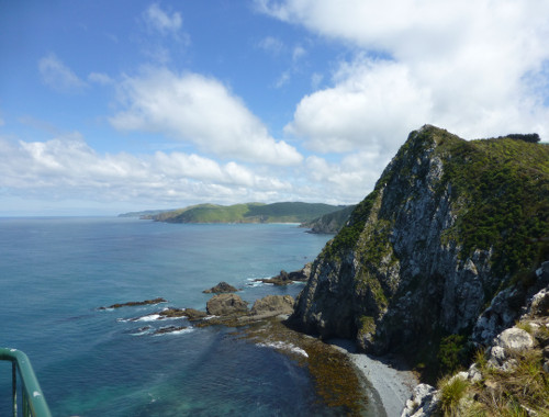 Nugget Point-Südinsel-Ostküste Neuseeland 11